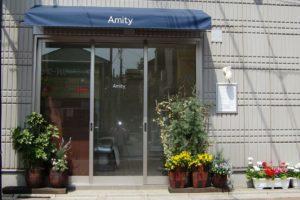 amity | 上板橋北口商店街